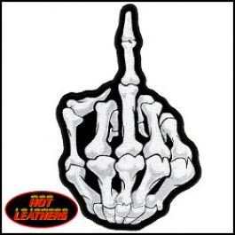 Middle finger patch