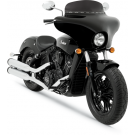Memphis Shades Batwing Fairing for V-Twin