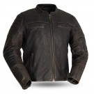 First Manufacturing Commuter Motorcycle Jacket