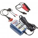 Optimate 1 Battery Charger. 4-Step 24/7 Safe Long Term Battery Care