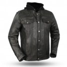 First Manufacturing Vendetta Jacket - Concealed Carry with Removable Hoody